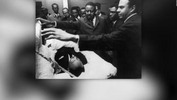 A 50 años del disparo que apagó la vida de Martin Luther King Jr.