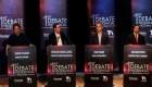 8 claves del primer debate presidencial en Colombia