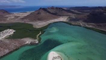 #LaImagenDelDía: Isla Balandra, un lugar paradisíaco