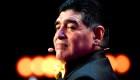 """Diego Maradona: """"A Messi lo veo fantástico"""""""