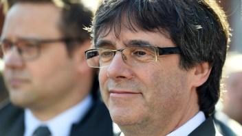 Carles Puigdemont sale de prisión en Alemania