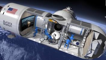 Aurora Station, el primer hotel de lujo en el espacio