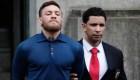 Conor McGregor enfrenta la justicia por un incidente violento