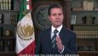 Peña Nieto pide a Trump no desquitar sus frustraciones con los mexicanos