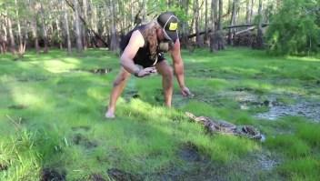 Se implementa programa para eliminar serpientes pitón en los Everglades