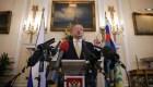 Rusia pide diálogo a Reino Unido