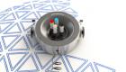 Robot inteligente decora muros con contenido digital