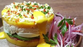 Gastón Acurio enseña a cocinar platos peruanos perfectos