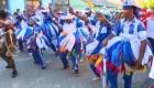 La celebración del gagá, una joya cultural de Haití en República Dominicana