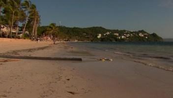 ¿Es la isla tropical de Boracay un paraíso perdido?