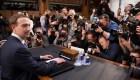 """Zuckerberg ante el Senado: """"Soy responsable"""""""