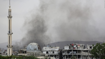 Guerra diplomática por crisis siria