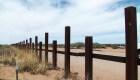 Se empieza a construir un muro en la frontera de Estados Unidos