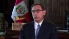 Vizcarra: La población se cansó de tanta discusión
