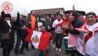 Inmigrantes peruanos cuentan sus historias