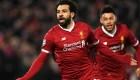 El artillero del Liverpool Mohamed Salah va por su primera Liga de Campeones
