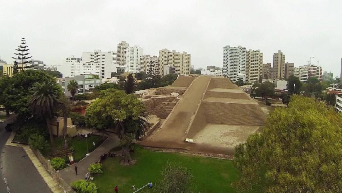Conoce este antiguo sitio arqueológico en Lima