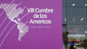 Comienza la VIII Cumbre de las Américas