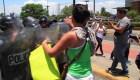 Protestas por el incendio en reserva natural de Nicaragua