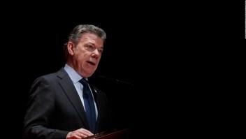 Los responsables caerán, dice Santos sobre asesinato de ecuatorianos