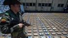 EE.UU.: La producción de cocaína en Colombia nos tiene preocupados