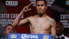 """""""Me sorprendió que su ropa era como un muro"""", dice boxeador mexicano"""