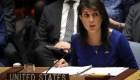 EE.UU. cree que todavía hay armento químico en Siria
