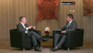 """Santos sobre Santrich: """"Los acuerdos se están cumpliendo"""""""