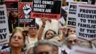 Crecen protestas contra violaciones de niñas en la India
