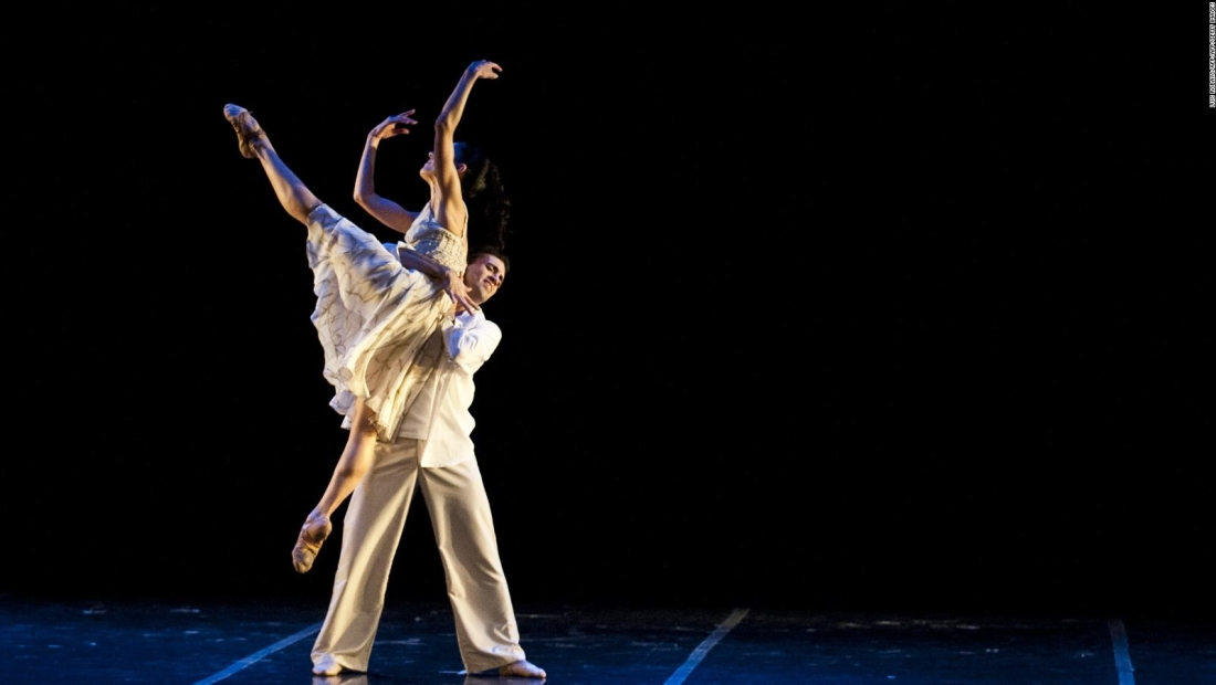 ¿Es Argentina un productor mundial de ballet?