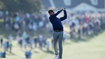 Joaquín Niemann debuta como profesional en el Valero Texas Open
