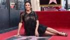 Eva Longoria ya tiene su estrella en el Paseo de la Fama
