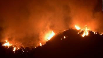 Incendios en Oklahoma causan 300 evacuaciones