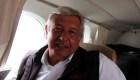 Presidencia de México: No es delito usar avión privado