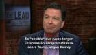 #MinutoCNN: James Comey habla con CNN sobre la trama rusa