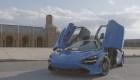El 720s de McLaren, símbolo de eficiencia y rendimiento