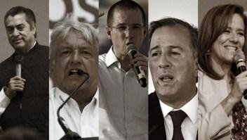 ¿Quién ganará el primer debate presidencial de México?