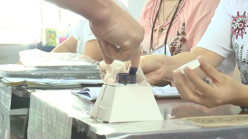 """""""Tranquila"""", así fue la jornada electoral en Paraguay"""