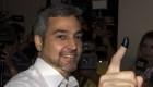 Mario Abdo Benítez es el presidente electo de Paraguay
