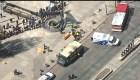 Vehículo arrolla varios peatones en Toronto
