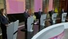 Grandes momentos del debate presidencial en México