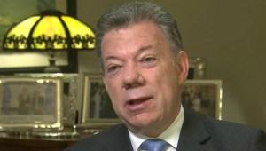"""Santos: """"La polarización no deja que gobernabilidad sea efectiva"""""""