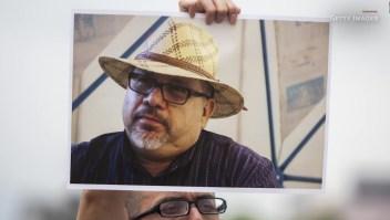 Anuncian detención del presunto asesino de Javier Valdez