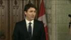 Justin Trudeau: Vamos a mantener seguros a los canadienses