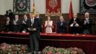 Sergio Ramírez dedica Premio Cervantes a caídos en protestas en Nicaragua