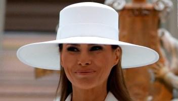Las polémicas elecciones de moda de Melania Trump