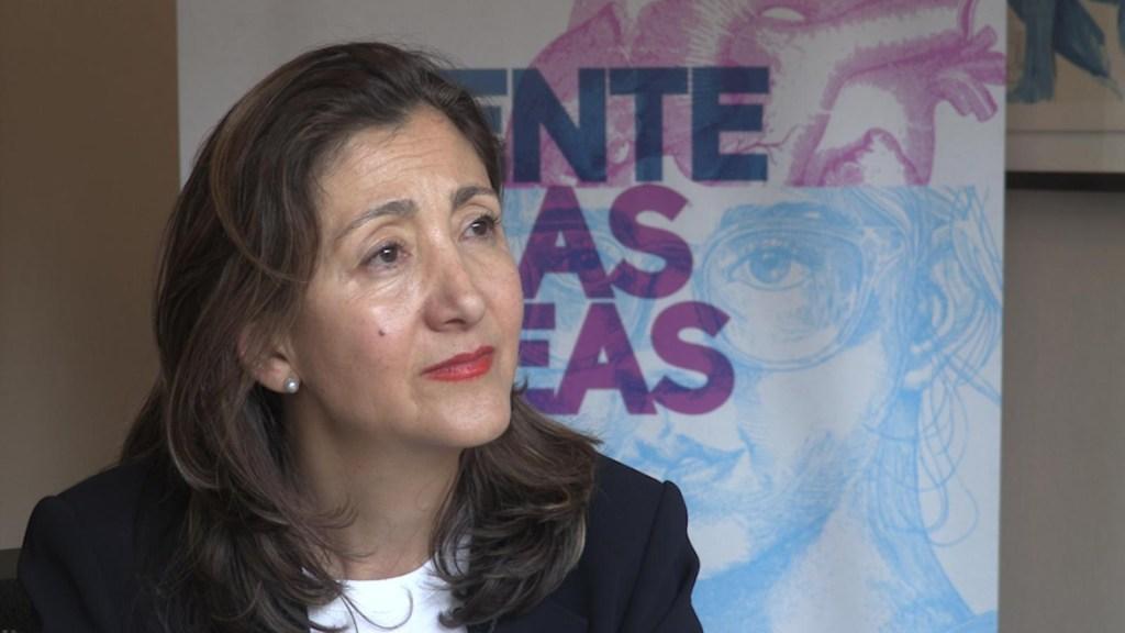 La mirada de Íngrid Betancourt a los desafíos de la paz