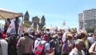 Guatemala: marcha pide la renuncia del presidente Morales