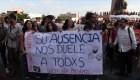 Protestas tras asesinato de estudiantes de cine en México