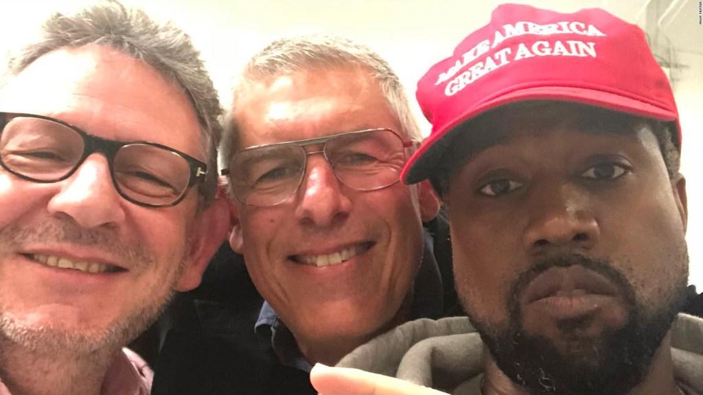 Kanye West pierde millones de seguidores por Trump